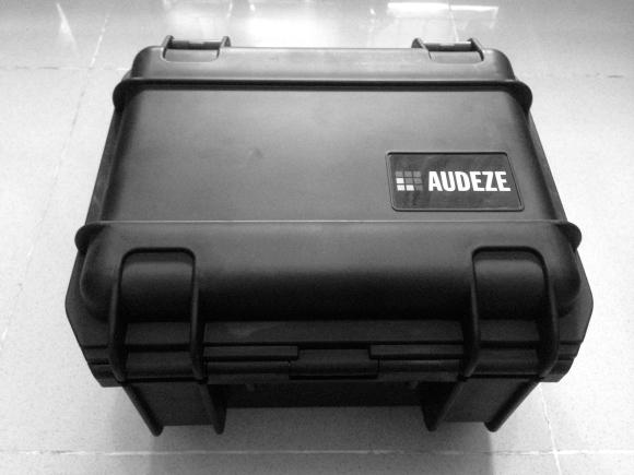 Penampakan boks Audeze LCD-X