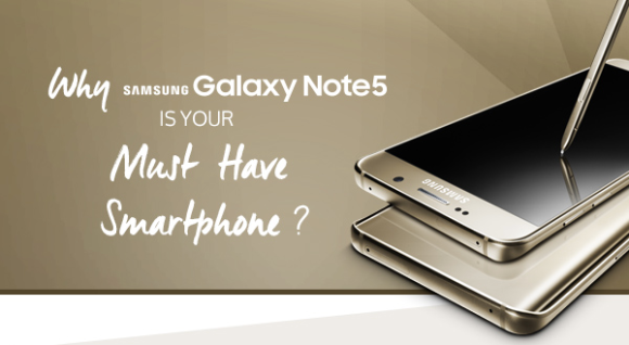 Samsung GALAXY Note 5 - Blog Competition