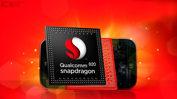 Qualcomm Snapdragon 820  - from http://androidcommunity.com/